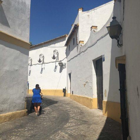 Street of Jerez Paula Duck Photographer