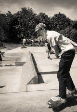 skateboarder Paula Duck Photographer